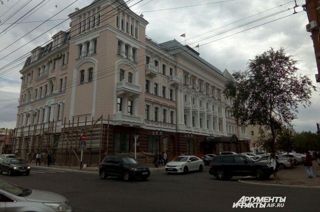 В администрации областного центра произошли кадровые перестановки.