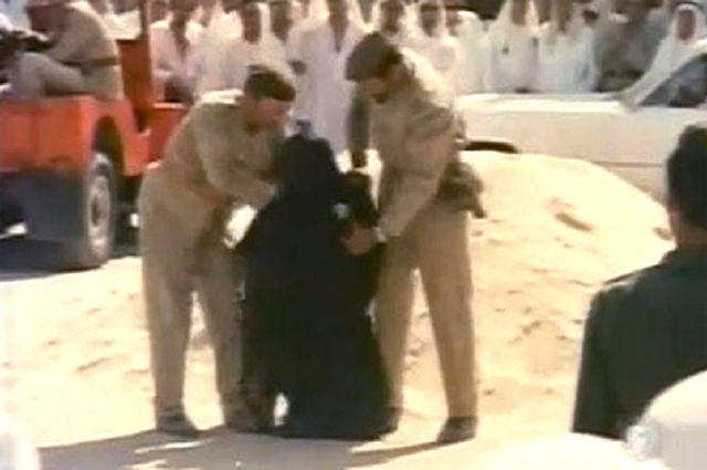 Британский документально-художественный фильм «Смерть принцессы», 1980 г.