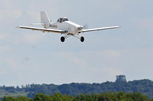 Т-500 - новый самолет отечественного производства.
