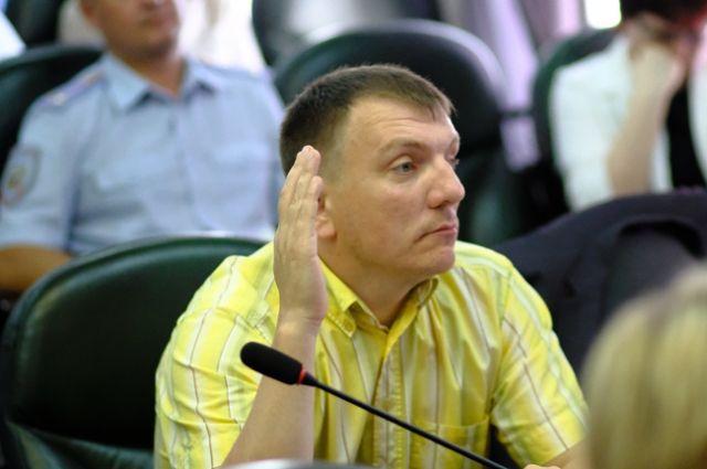Бийский депутат Евгений Корчагин рискует лишиться мандата