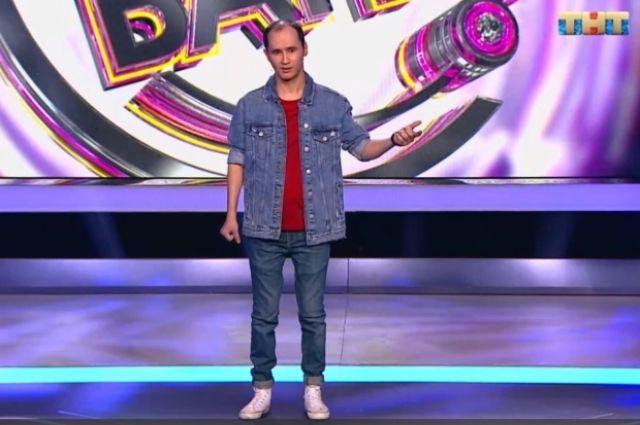 Продюсеры ТНТ оценили шутки тюменского комика Руслана Шамухаметова