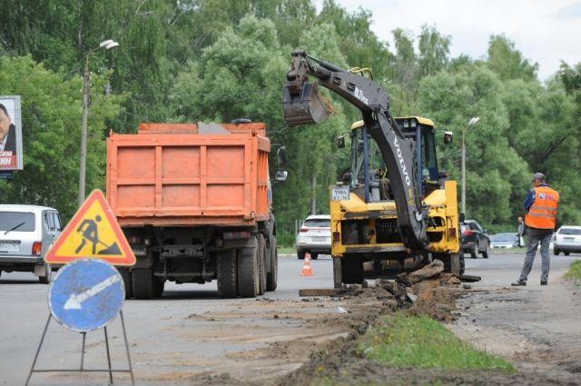 На дорожное хозяйство город в 2018 году получил огромные деньги – 2,4 млрд руб. Были отремонтированы 23 улицы.