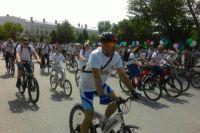 Более трех тысяч тюменцев приняли участие в велопараде