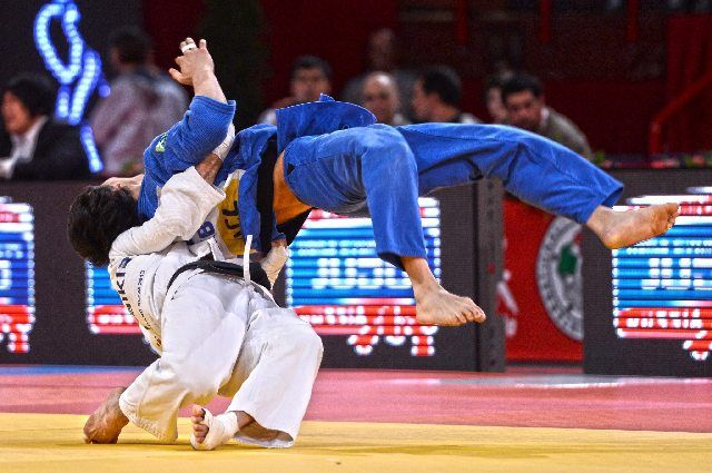Дзюдо - очень популярный вид спорта среди оренбуржцев всех возрастов.