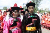 В этом году хозяевами фестиваля стали узбеки