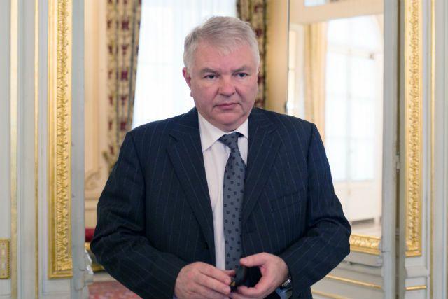 посол РФ в Париже Алексей Мешков, архив