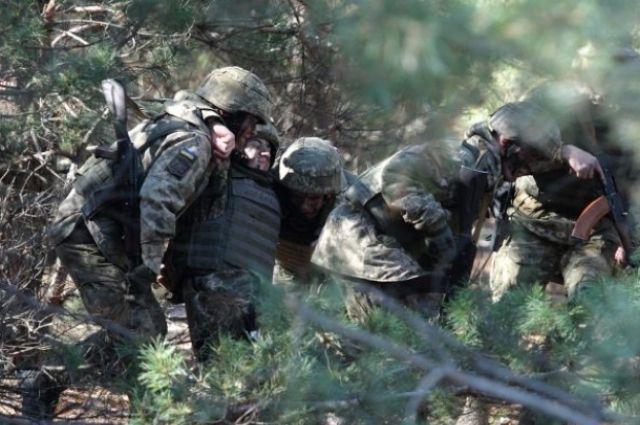 Военные силы Украины вплотную приблизились к Донецку