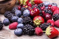 Названы самые полезные для здоровья человека ягоды