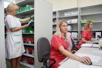 Регистратура стала открытой и доступной для многочисленных пациентов поликлиники.