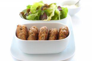 Из куриного фарша можно приготовить много диетических блюд.