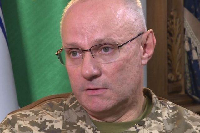 Хомчак: команды не стрелять в ответ на Донбассе не было