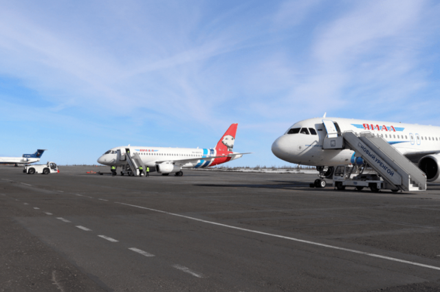 Из Нового Уренгоя в Санкт-Петербург будут чаще летать самолеты