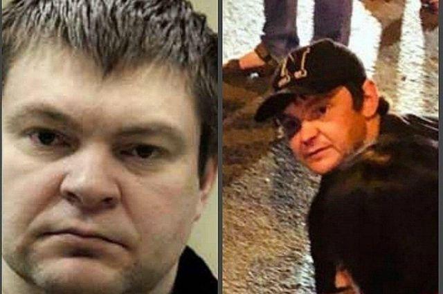 Слева - Сергей Цапок в 2010 году, справа - мужчина на месте ДТП в 2019 году.