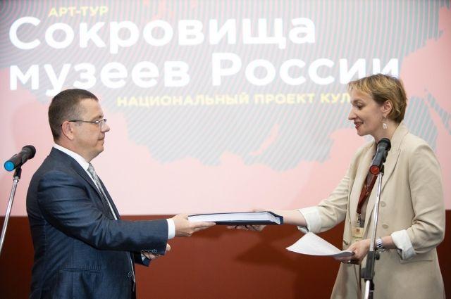 Калининградский музей получил 3 тыс. экспонатов из государственного фонда