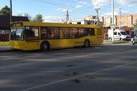 15 автобусов отвезли на спецстоянку, так как у них не работали тормоза или рулевое управление.
