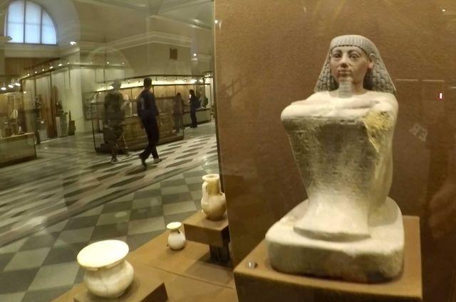 Учёные Эрмитажа систематизировали археологические ценности, привезённые сюда в разные годы, и сделали историю Египта доступной для широкой публики.