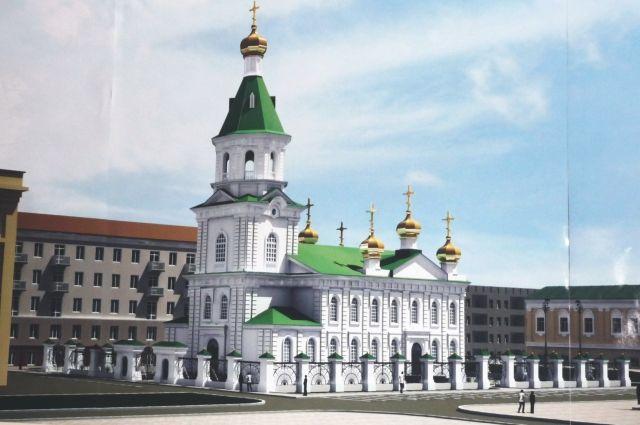 Возведением собора руководили тобольские ямщики братья Иван и Козьма Черепановы – личности поистине легендарные.