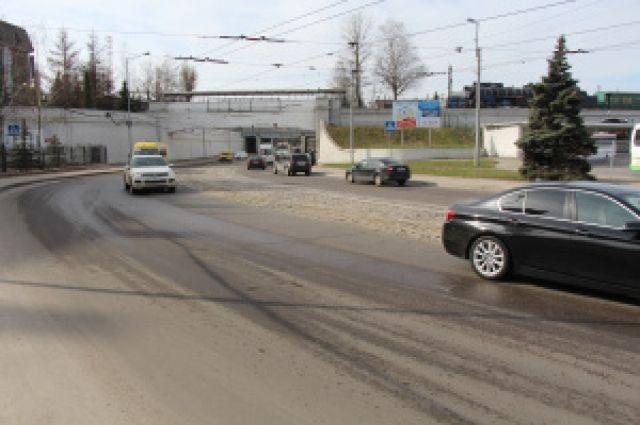 В августе приступят к капитальному ремонту ул. Киевской