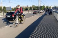 Велосипед – это удобно и экологично. Но соблюдать ПДД надо обязательно!
