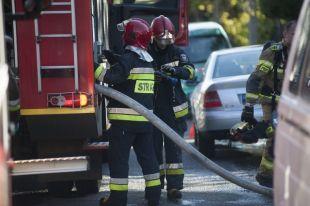 В Абдулино горело неэксплуатируемое здание.