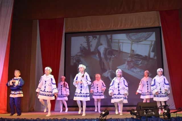 В Северо-Байкальском районе большое внимание уделяется возрождению эвенкийской культуры.