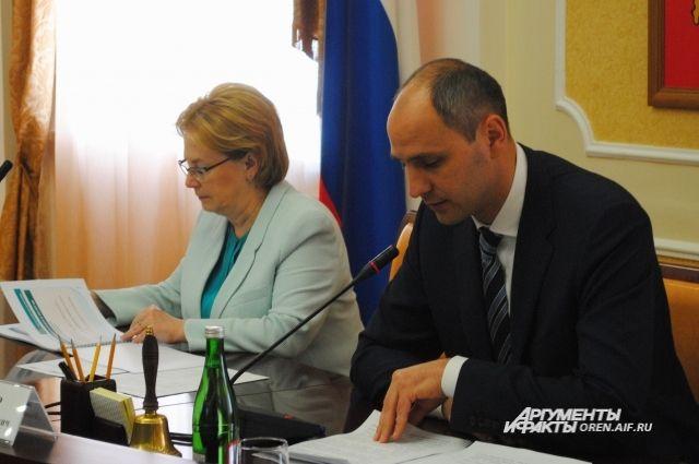 В Оренбуржье с официальным визитом находится министр здравоохранения РФ Вероника Скворцова.
