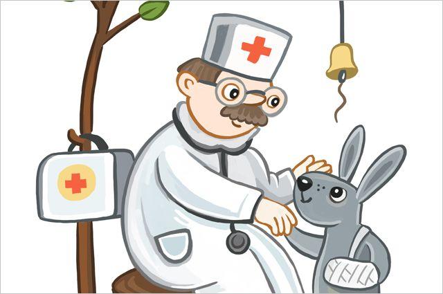 «Доктор Айболит помогал всем, Красный крест — выборочно».