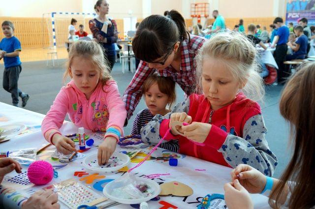 Ишимцев ждут творческие мастер-классы от семейной игротеки «Конструктория»