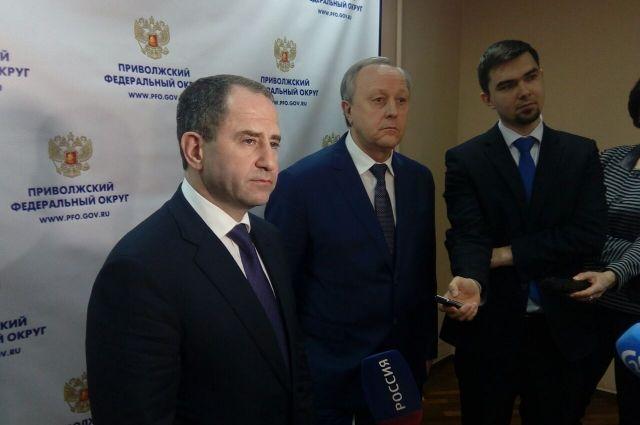 С 2011 по 2018 год Михаил Бабич занимал должность полномочного представителя президента в ПФО.