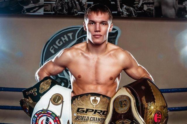 Артем Пашпорин стал претендентом на титул чемпиона мира по версии WBC