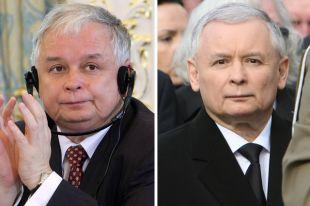Лех и Ярослав Качиньские.