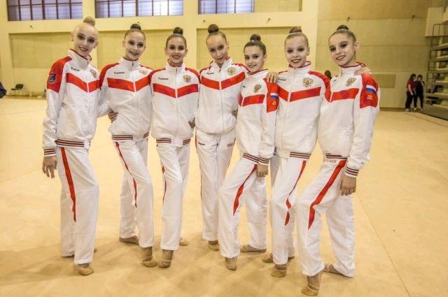 Омская гимнастка взяла «золото» на Российско-Китайских соревнованиях