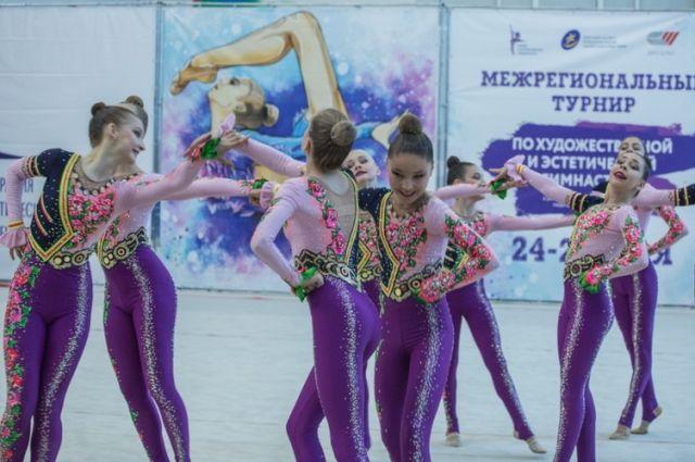 Бренд Тюмени на российском и международном уровне развивает гимнастика