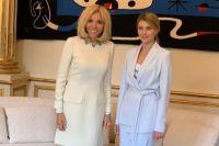 Покорила Париж: первая леди Елена Зеленская порадовала стильным образом
