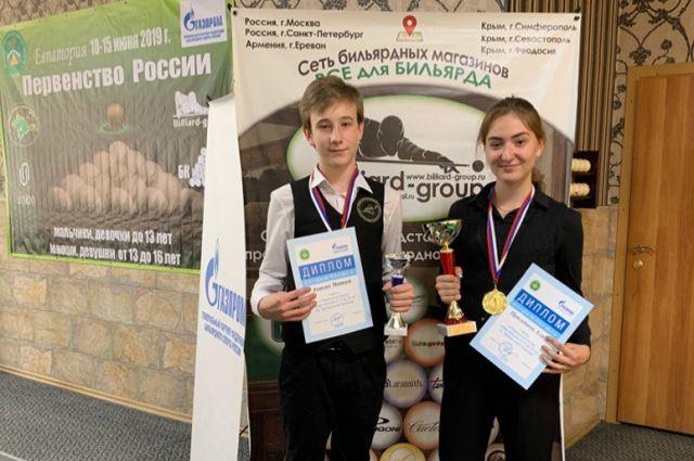 Оренбургские бильярдисты успешно выступили в Кубке мира и на Первенстве России.
