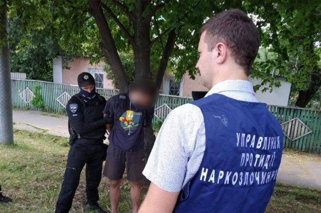 В Полтаве полиция задержала торговцев опием