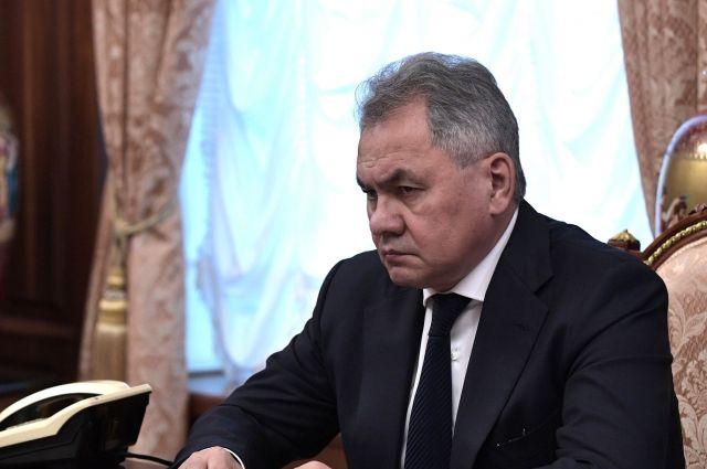 Шойгу заявил, что российскую армию скоро оснастят лазерным оружием