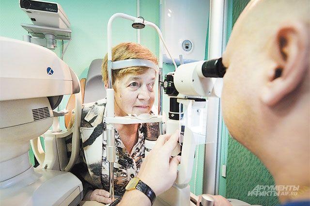 Полная внезапная слепота на оба глаза может указывать на двусторонний инсульт в затылочной области.