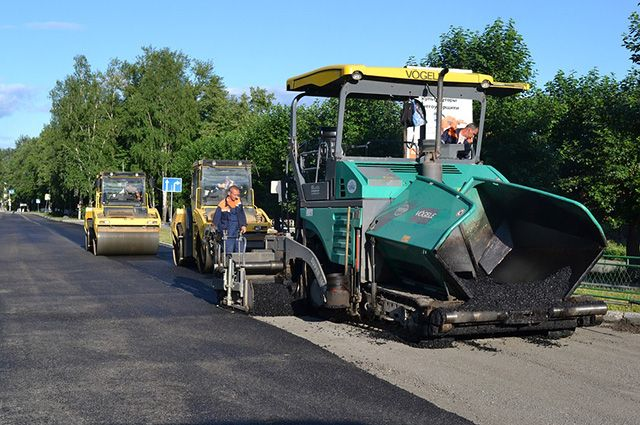 Некоторые участки трасс ремонтируют каждый год.