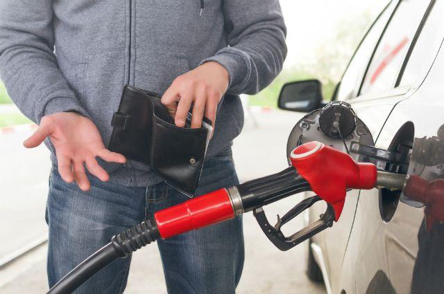 Медведев потребовал проверить информацию о скачке цен на бензин