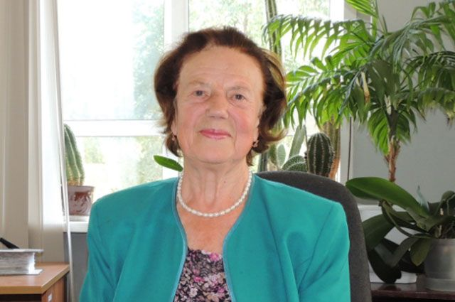 Фаина Александровна отдала любимой работе более 50 лет.