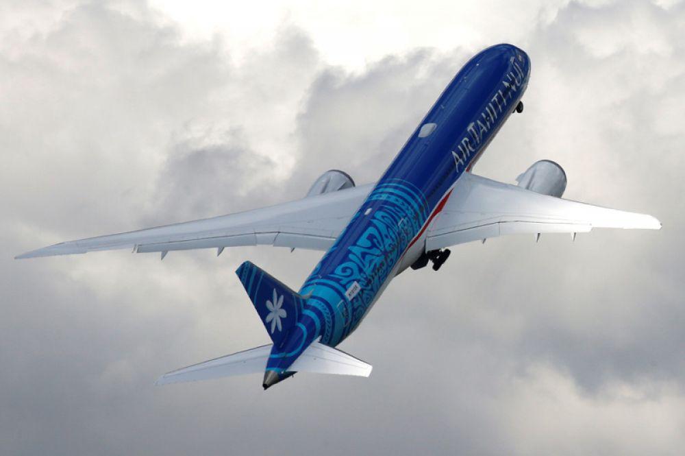 Boeing 787-9 Dreamliner.