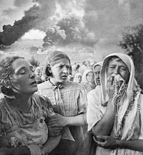 23 июня 1941 года в Киеве.