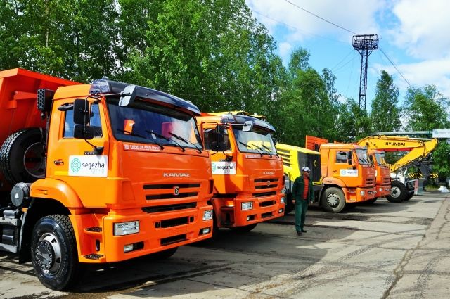 Последняя покупка лесозаготовительной, лесовозной, дорожной и вспомогательной техники стоила более 77 миллионов. рублей.