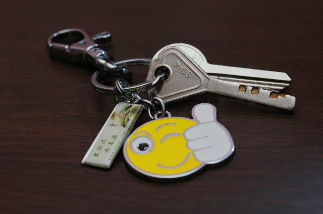 Жильцам выдали ключи от новых квартир