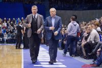 22 февраля 2016 г. Павел Лях и Виктор Басаргин перед финалом Кубка России по баскетболу в Перми. Через семь месяцев арестуют первого, а второй – уйдёт в отставку через год.