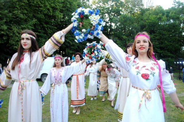 В Зеленоградске 21 июня состоится праздник славянских традиций и обычаев