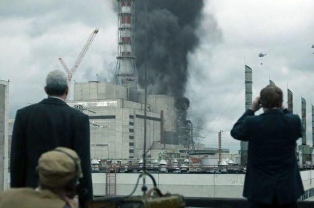 Пугало «Чернобыля». Зачем киноделы шокируют западного обывателя?