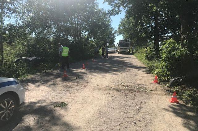 В ДТП в Калининградской области пострадало 5 детей