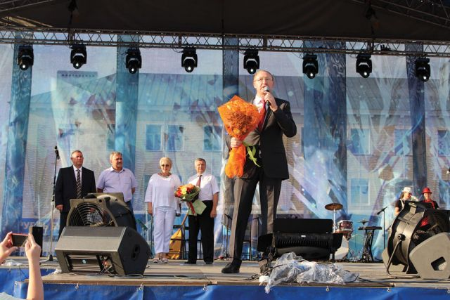 Алексей Колмаков: «Мы гордимся нашим городом, нашими людьми!»
